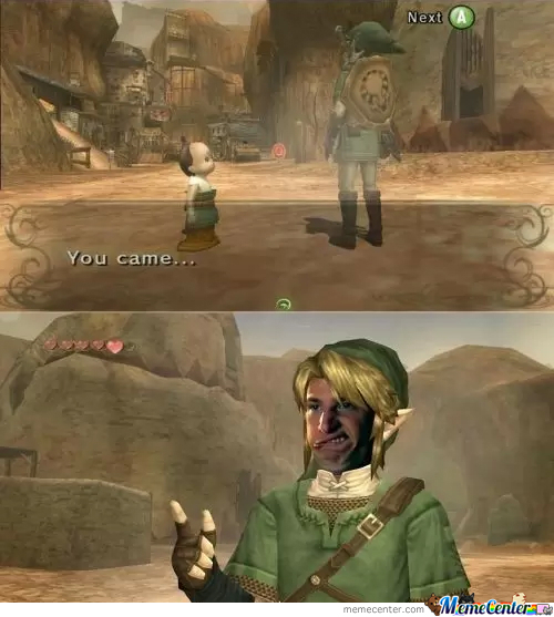 The Lonely Link