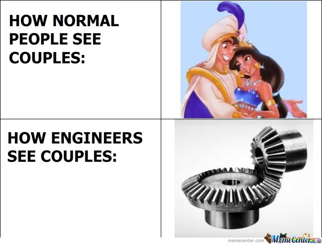 56e756ee252 The Main Difference Between Normal People And Engineers by ariz ...
