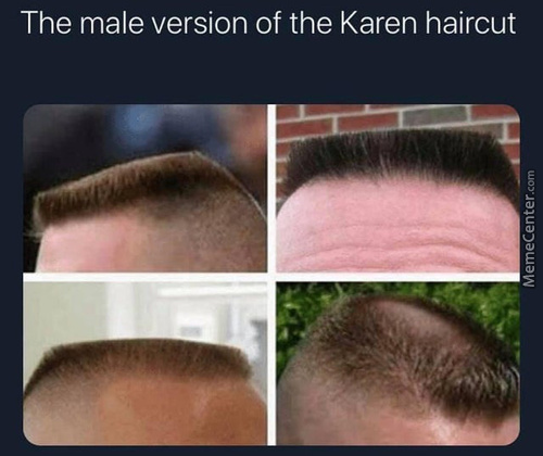 The Male Karen