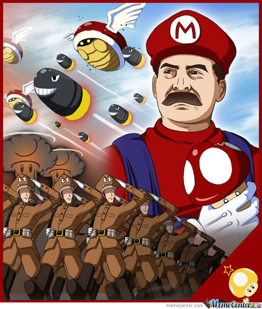The Mario You Have Never Seen Before