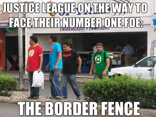 The Mexican Justice League