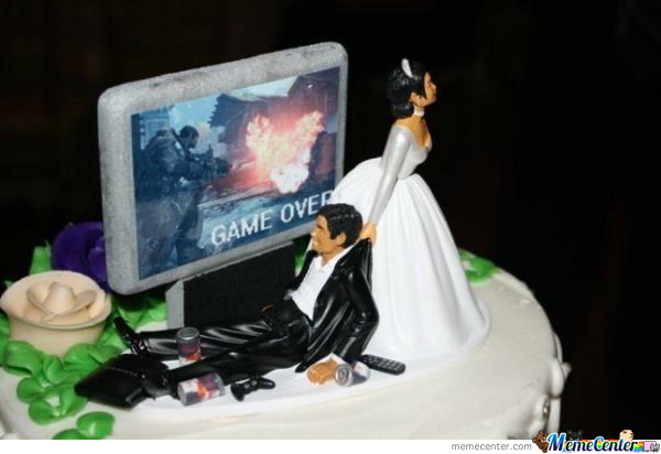 The Most Awesome Wedding Cake For Men Ever By Recyclebin Meme Center
