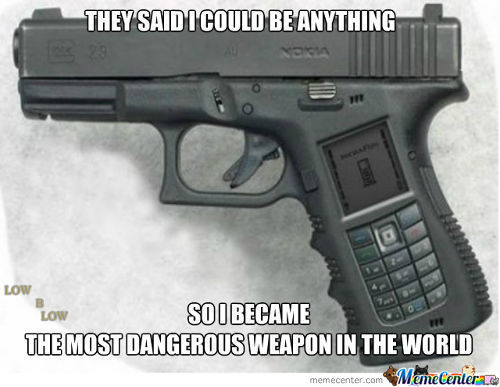 The Most Dangerous..........