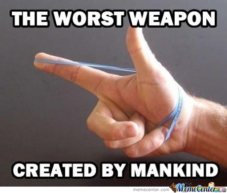 The Most Epic Weapon