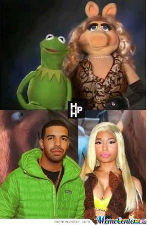 The Muppets In Real Life.