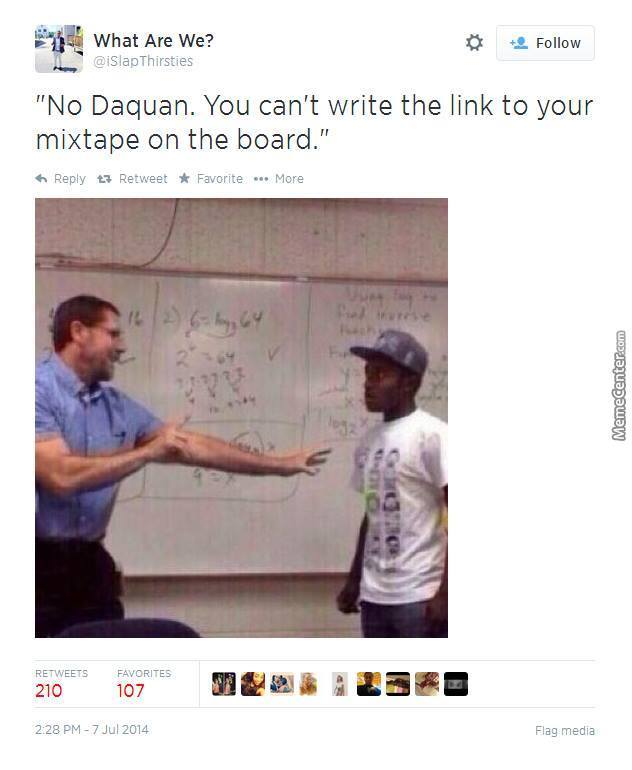 The New Daquan Meme, Guys