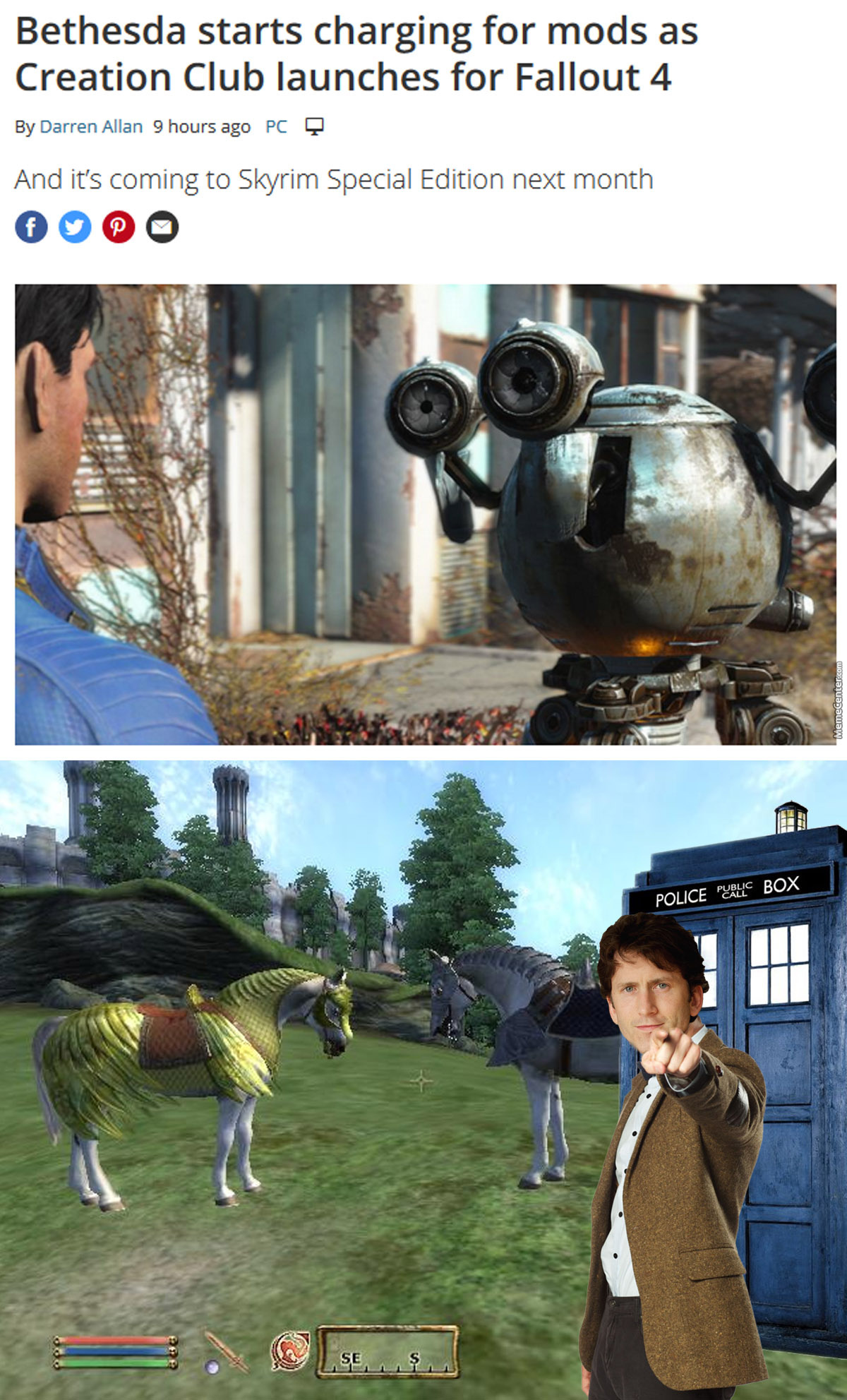 The New Doctor Is Todd!