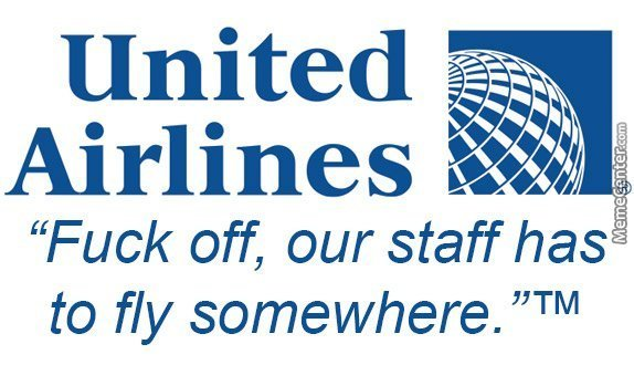 the new united airlines logo by desolator meme center