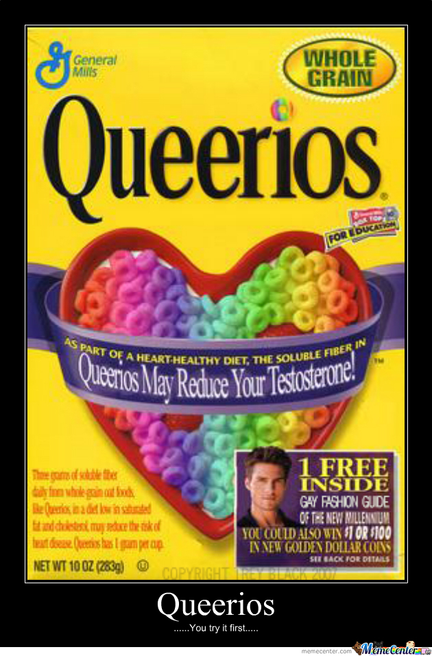 The Number One Cereal For Dares