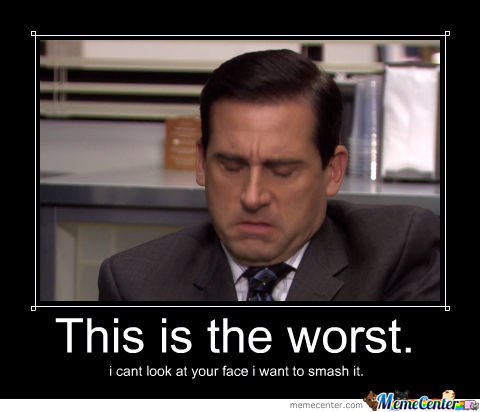 the office poor toby by pcpal meme center
