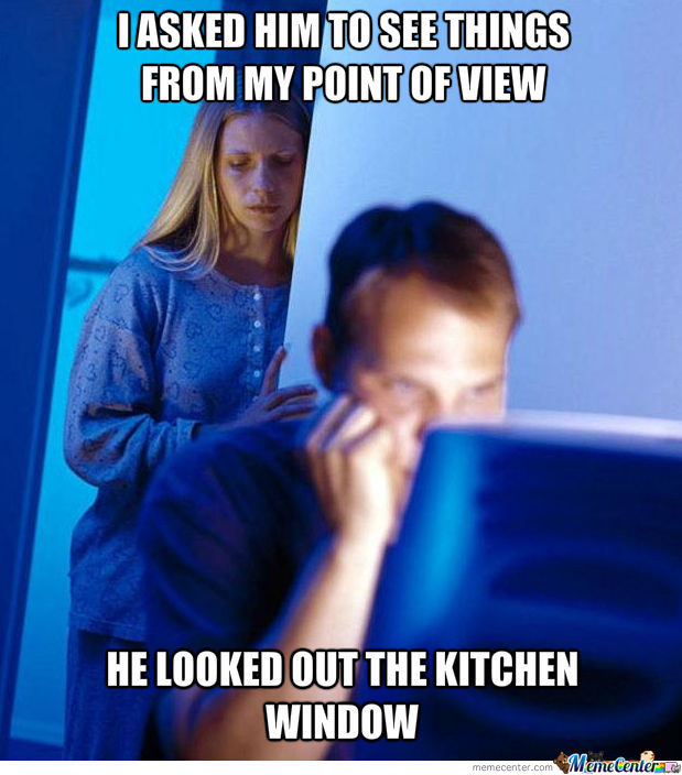The Only Point Of View