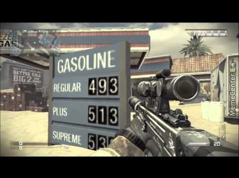 The Only Realistic Thing About Cod Ghosts