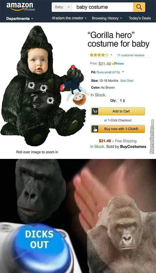 The Only Reason A Memelord Would Ever Have A Kid (If Any Of Us Ever Do.)