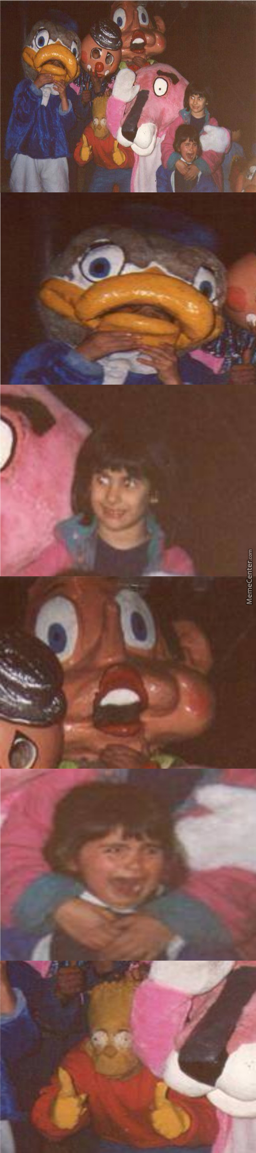 The Only Theme Park With Children's Tears For Admission