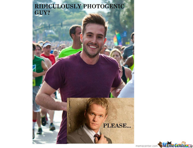 The Original Ridiculously Photogenic Guy