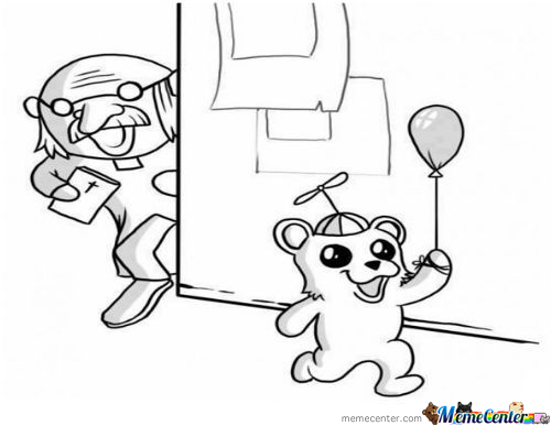 The Origins Of Pedobear