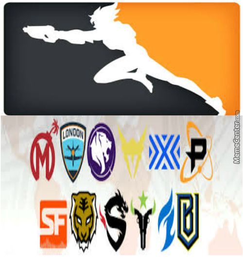 The Overwatch League! What Team Are You Guys Pushing For? (London Spitfire For Life!)
