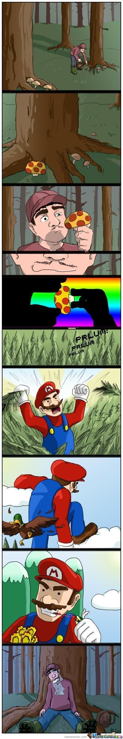 The Painful Story About Super Mario Bros