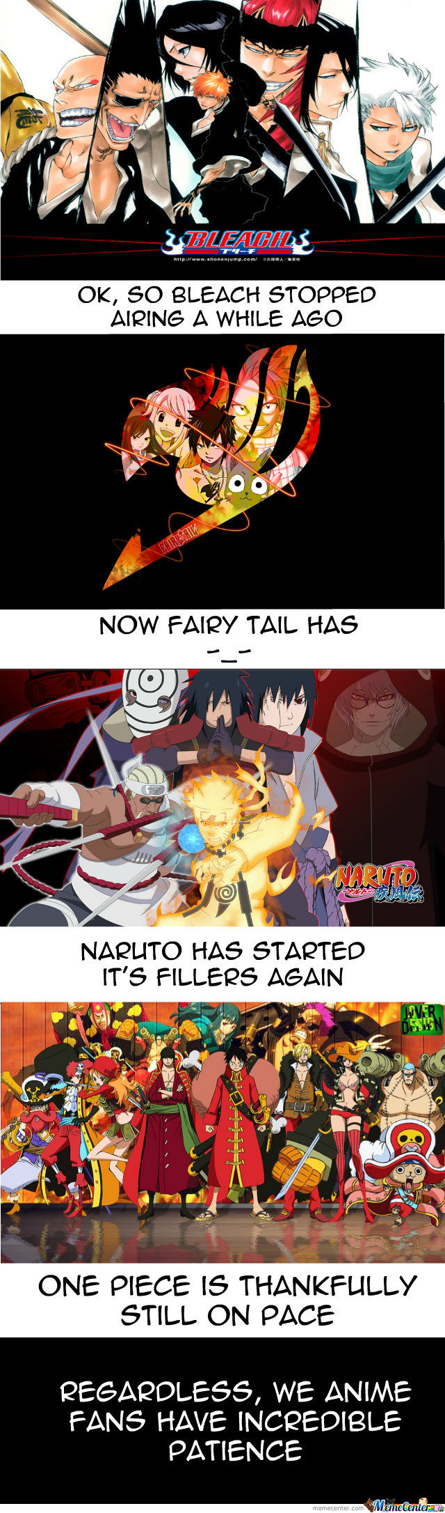 The Patience Of Anime Fans