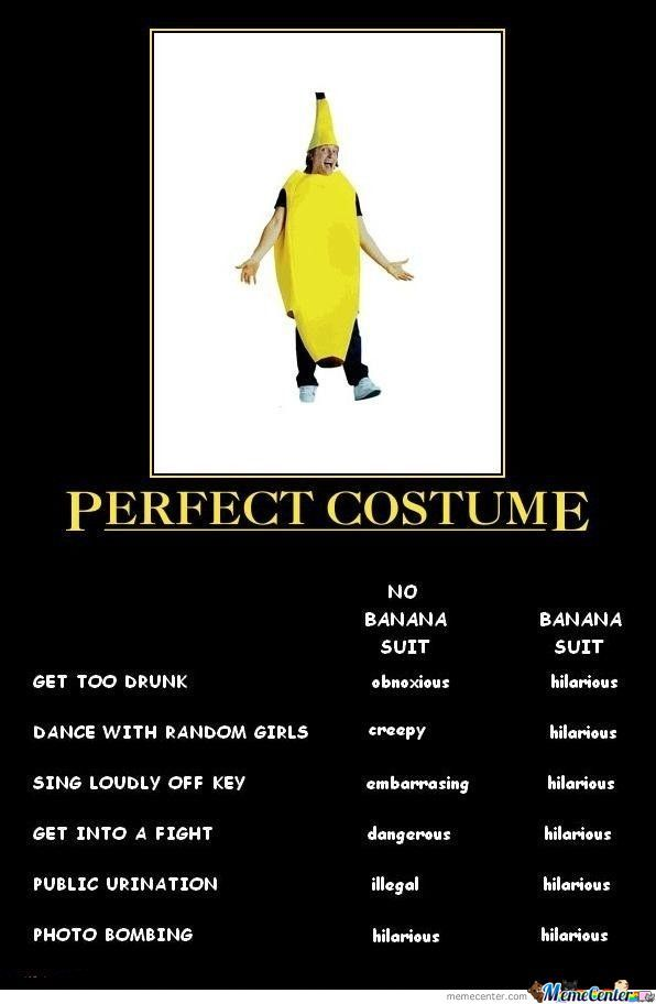 The Perfect Costume