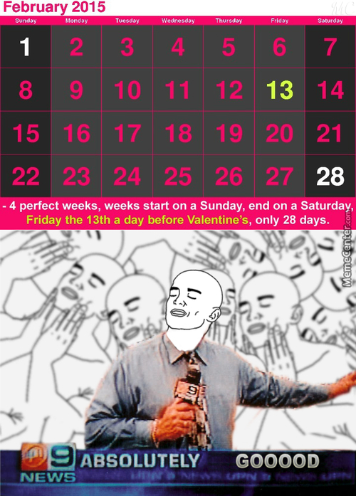 The Perfect Month