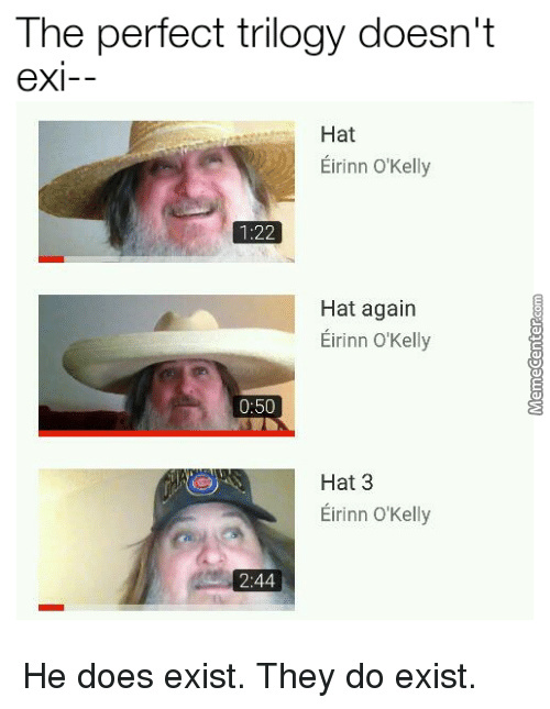 The Perfect Trilogy Doesn't Exi--