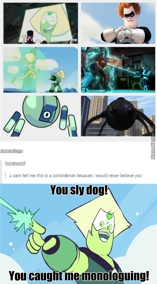 The Peridot Syndrome