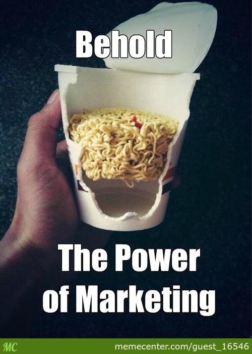 The Power Of Marketing