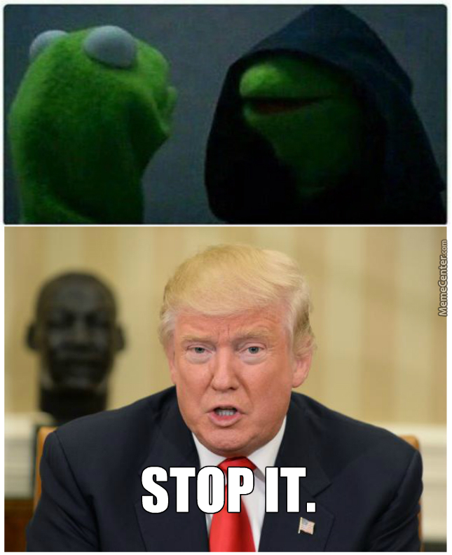 the president elect has spoken this meme is over_o_7015391 the president elect has spoken this meme is over by akapabs
