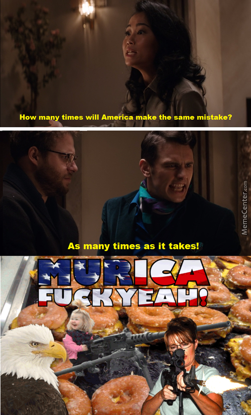 The Real American Way (Movie: The Interview)