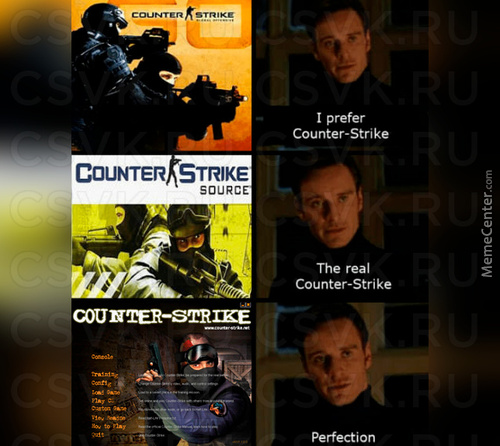 The Real Counter-Strike