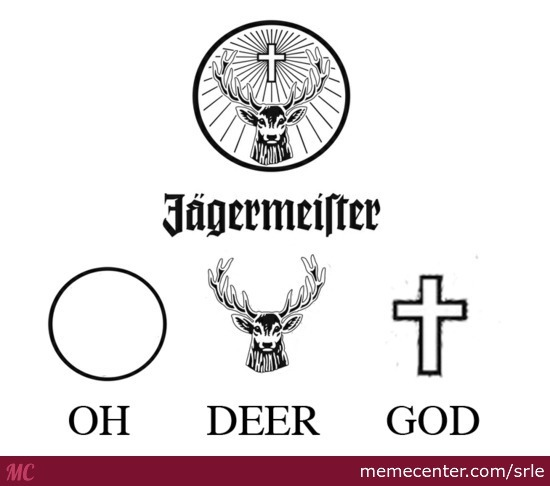 The Real Meaning Behind The Jägermeister Logo
