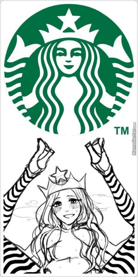 The Real Meaning Of The Starbucks Logo!