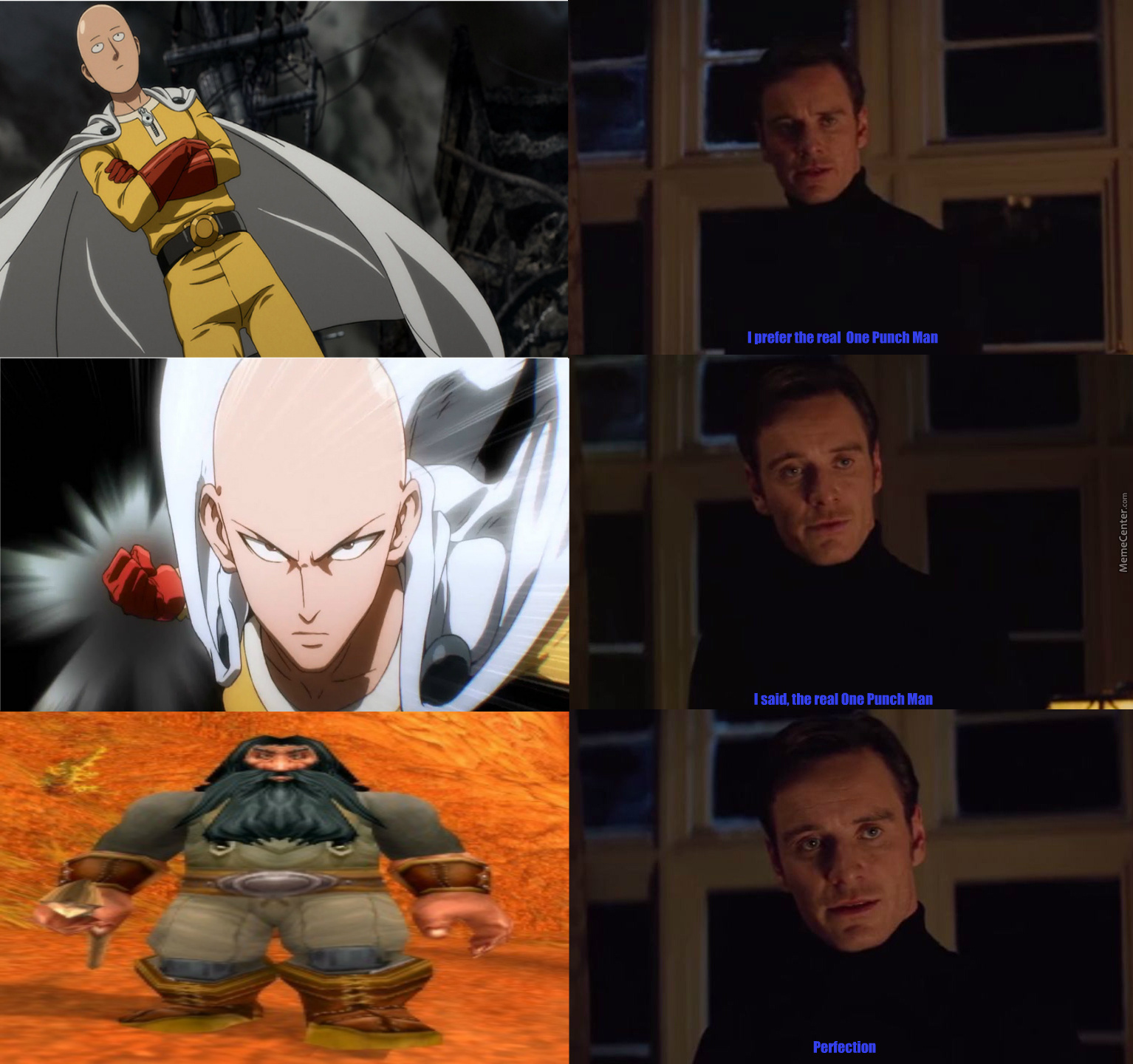 The Real One Punch Man