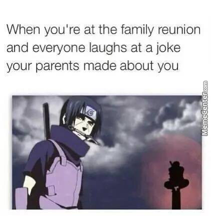 The Real Reason Why Itachi Killed His Parents