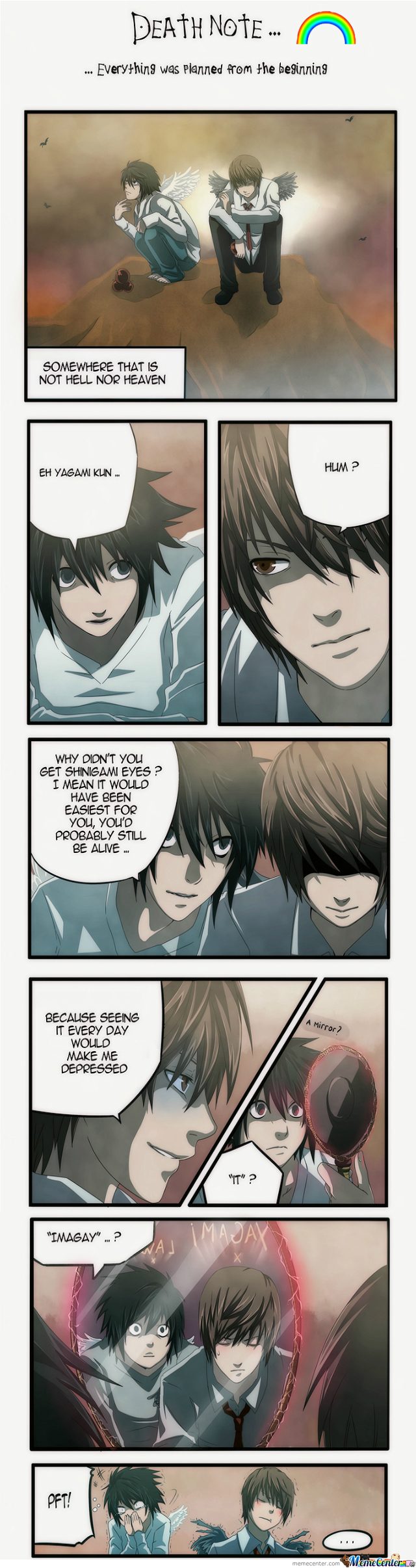 The Real Reason Why Yagami Light Didn't Want Shinigami Eyes