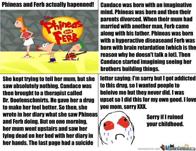 The Real Story Behind Phineas And Ferb...