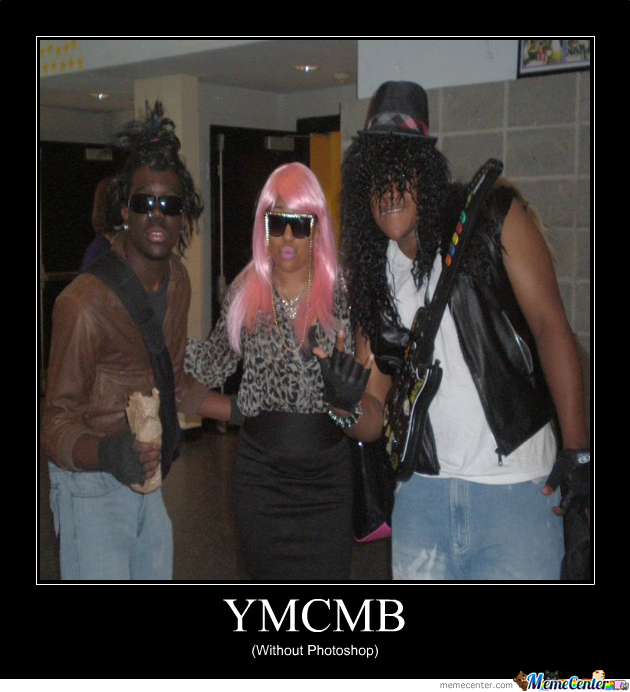 The Real Ymcmb...