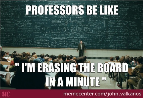 The Reason Why I'll Never Attend University...