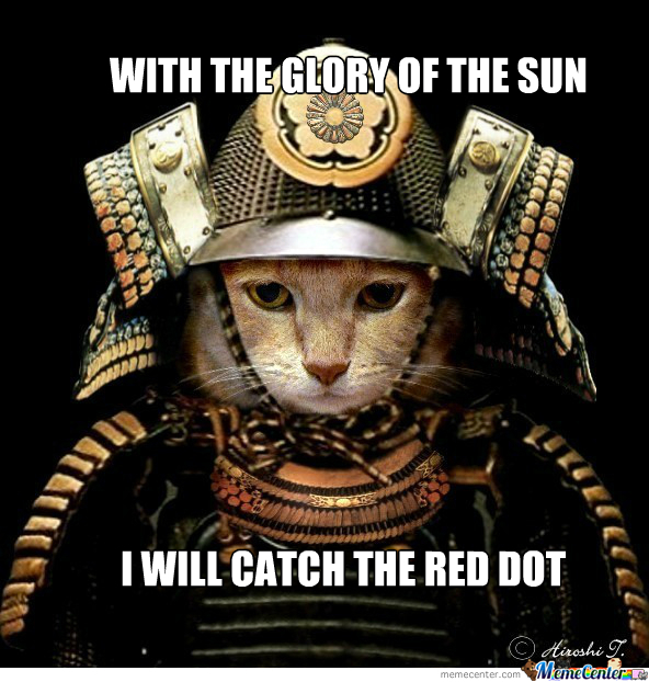 The Red Dot Will Lose This Time