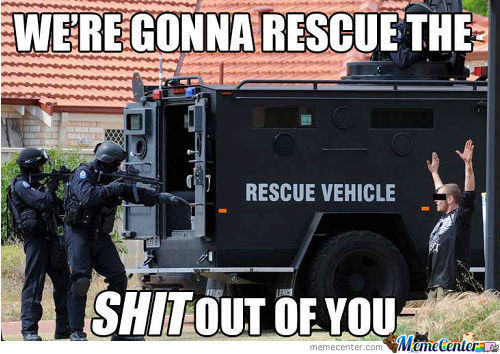 The Rescue Vehicle