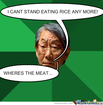 The Rice Man
