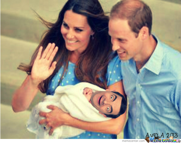 The Royal Baby Has Arrived