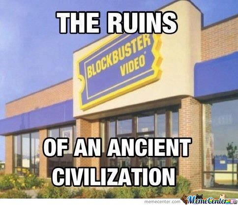 The Ruins Of Blockbuster