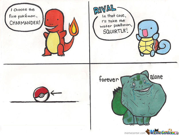 The Sad World Of Pokemon