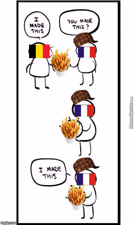"The Secret Of ""french Fries"" Revealed"
