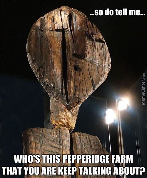The Shigir Idol, The Oldest Wooden Sculpture In The World, Is Skeptical...