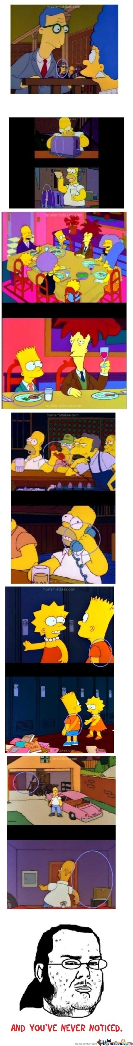 The Simpsons Fail
