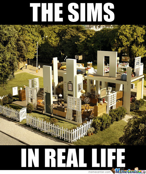 The Sims 4 : Real Life