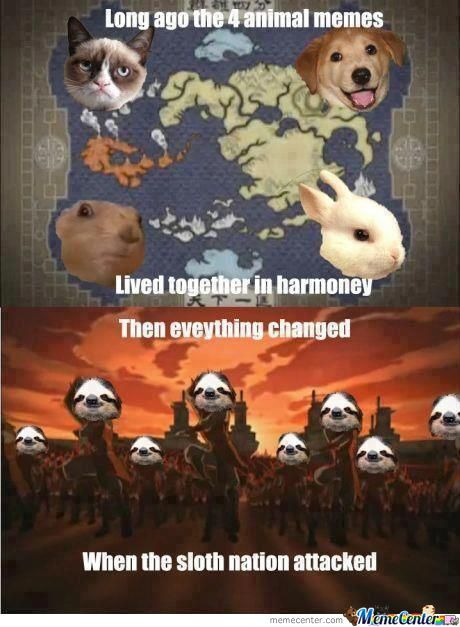 The Sloth Nation